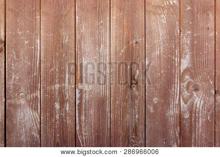 Red Vertical Vintage Wood Background Texture