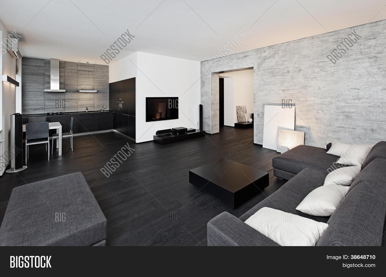 Salon afbeelding en foto gratis proefversie bigstock - Interieur salon ...