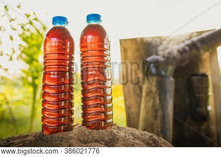Wood Vinegar From Charcoal Burning By Charcoal Furnace
