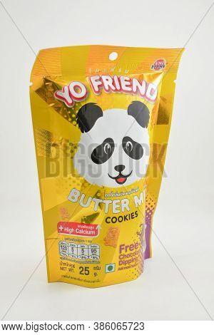Manila, Ph - Sept 10 - Uni Yo Friend Butter Milk Cookies On September 10, 2020 In Manila, Philippine