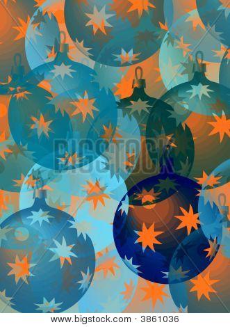 Pastel Christmas Balls