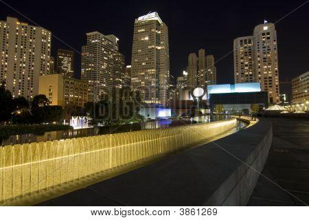 Sf - Cityscape Night