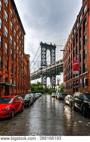 Manhattan Bridge - New York City