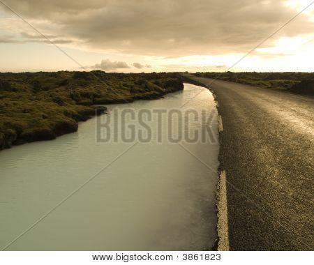 Roadside River