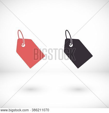 Price Tag Icon . Vector Price Tag . Illustration Price Tag. 10 Eps Price Tag . Simple Image Price Ta