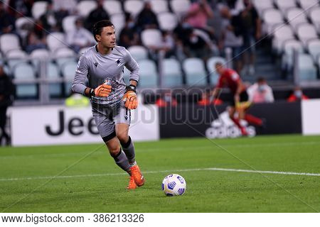 Torino, Italy. 20th September 2020. Italian Serie A. Emil Audero Of Uc Sampdoria In Action During Th