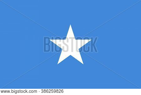 Vector Somalia Flag, Somalia Flag Illustration, Somalia Flag Picture, Somalia Flag Image,