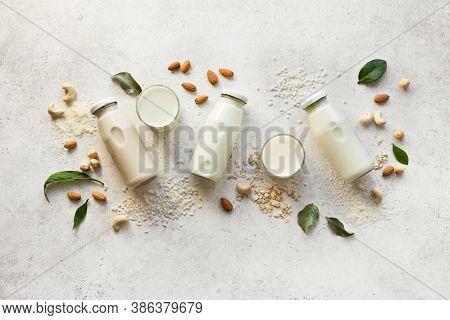 Plant Based Vegan Milk