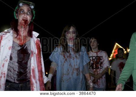 La Zombie Walk