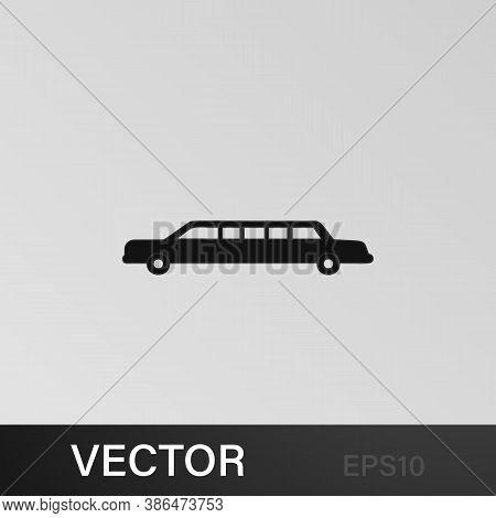 Car Limousine Icon. Element Of Car Type Icon. Premium Quality Graphic Design Icon. Signs And Symbols