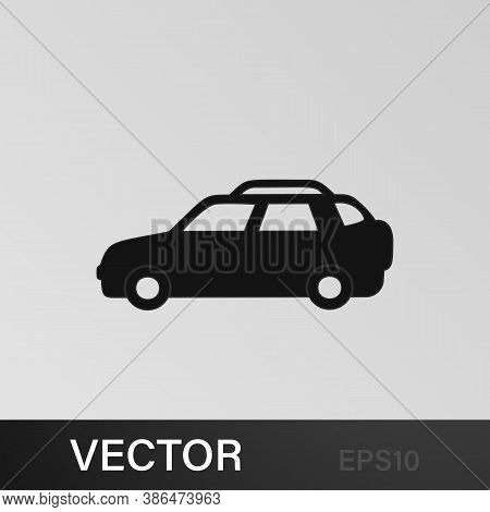 Crossover Icon. Element Of Car Type Icon. Premium Quality Graphic Design Icon. Signs And Symbols Col