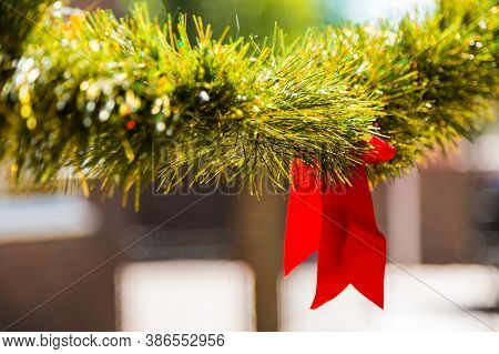Decor At Corporate Christmas Gala Event Party