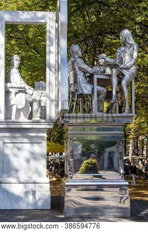 20 September 2020 The Hague Netherlands, The Monument