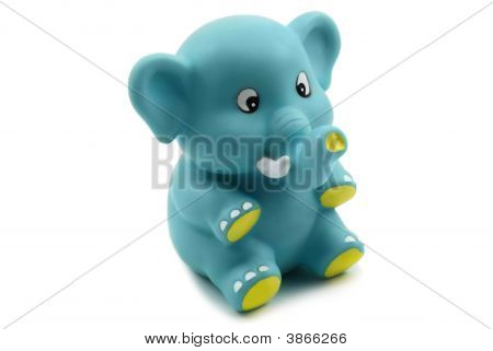 Small Toy Elephant