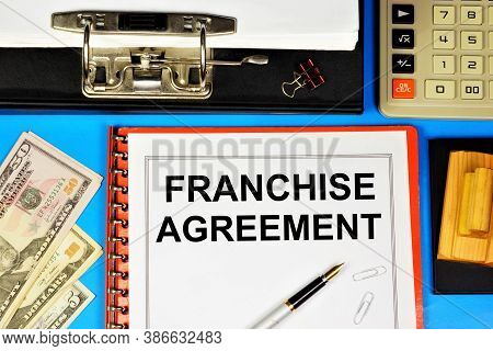 Franchise Agreement. Text Label On The Planning Form. Commercial Concession -- Transfer Of Rights To