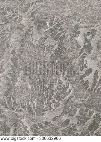 Grey Stone Texture Background With Streaks Close Up, Grunge Wallpaper