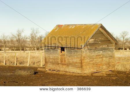 Wooden Garinery