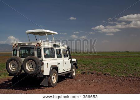 Transportation  Safari Vehicle