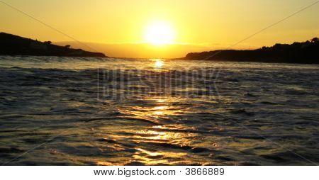 Bantham_Sunset