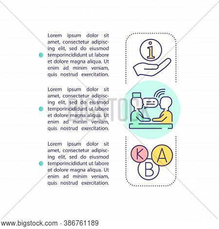 Consultation Nutritionist Concept Icon With Text. Reception Of Dietitian. Vitamin Diet. Ppt Page Vec
