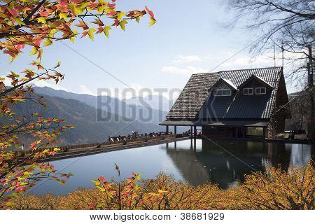 Snow Mountain trailhead huts