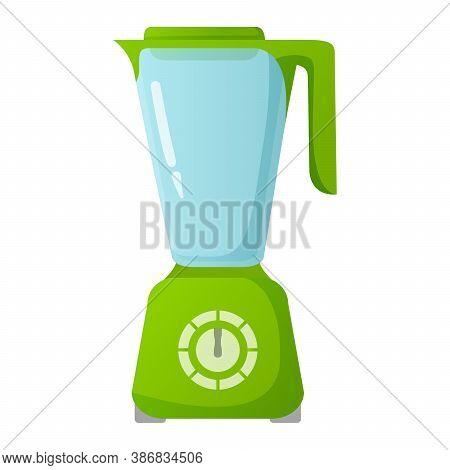 Kitchen Mixer Modern. Blender Household Appliances Concept.