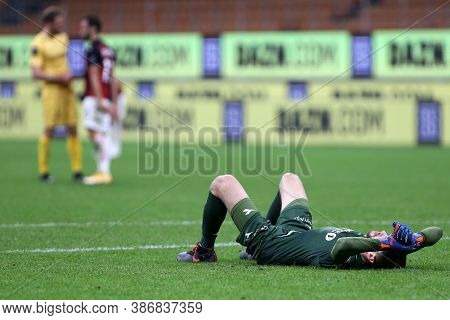 Milano, Italy. 24th September 2020. Uefa Europa League. Nikita Hajkin Of Bodo/glimt. In Action   Dur