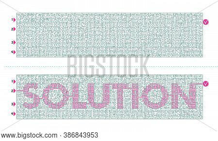 Find A Solution Educational Game