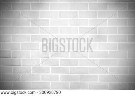 White Brick Background Pattern, Photos Of Modern White Brick Wall Texture For Background, Soft White
