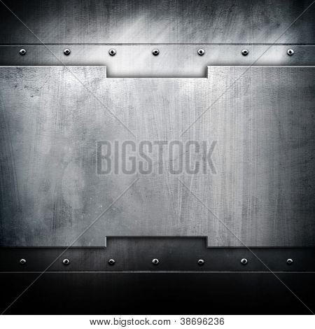 iron plate background