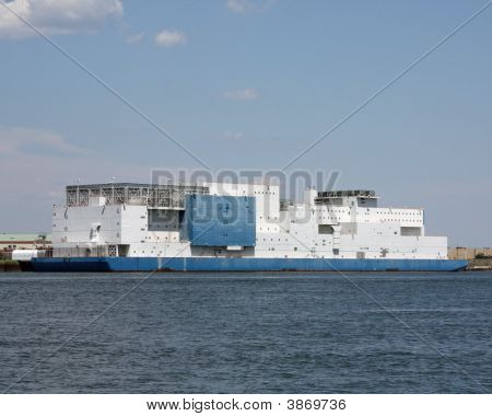 Nyc Prison Barge