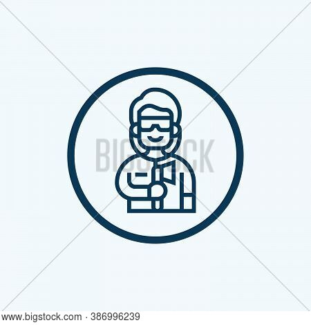 Doctor. Doctor Icon. Doctors Vector. Doctor Icon Vector. Doctor Illustration. Doctor Logo Template.