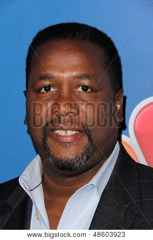 LOS ANGELES - JUL 27:  Wendell Pierce at the NBC TCA Summer Press Tour 2013 at the Beverly Hilton Hotel on July 27, 2013 in Beverly Hills, CA