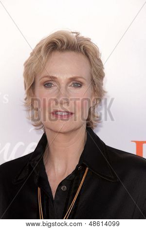 Jesse SpencerLOS ANGELES - JUL 27:  Jane Lynch arrives at the 3rd Annual Celebration of Dance Gala at the Dorothy Chandler Pavilion on July 27, 2013 in Los Angeles, CA