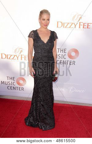 Jesse SpencerLOS ANGELES - JUL 27:  Christina Applegate arrives at the 3rd Annual Celebration of Dance Gala at the Dorothy Chandler Pavilion on July 27, 2013 in Los Angeles, CA