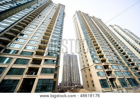 High-rise residential building