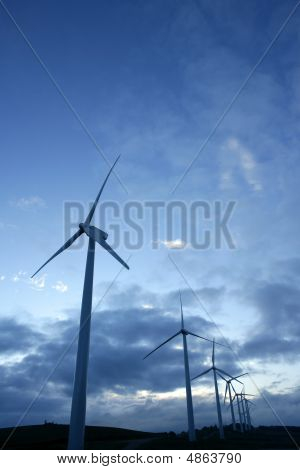 Wind Mills Aerogenerator, Ecological Energy