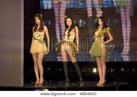 China - Underwear Fair 2009