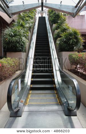 Eco-Friendly Rolltreppe