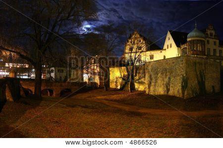 Castle In Darmstadt, Germany