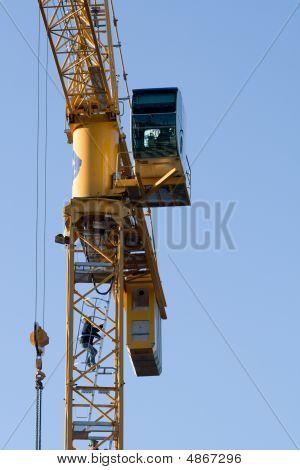 Cranedriver  In Crane