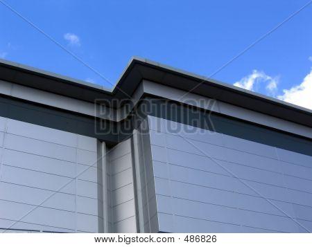 Aluminium Clad Building