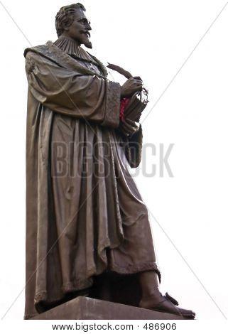 Statue Scholar