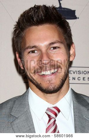 Scott Clifton at the Daytime Emmy Nominees Reception presented by ATAS, Montage Beverly Hills, CA 06-13-13