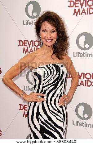 Susan Lucci at the