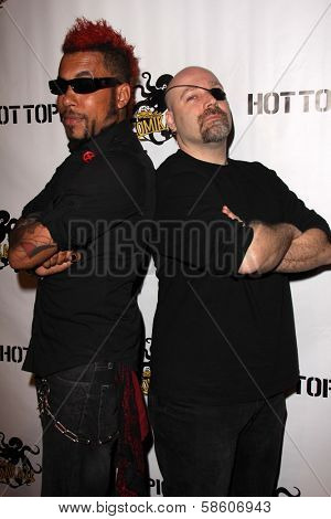 Eliot Sirota at the Comikaze red carpet Launch Party, Whimsic Alley, Los Angeles, CA 06-21-13