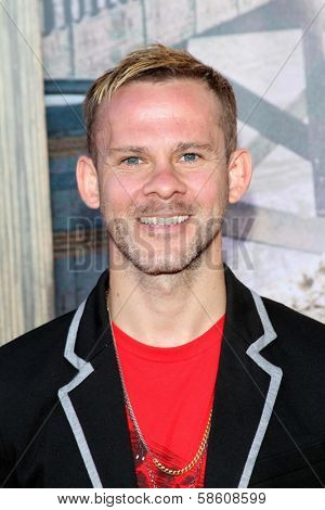 Dominic Monaghan at