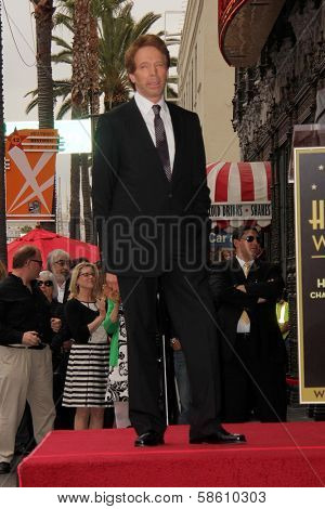 Jerry Bruckheimer at the Jerry Bruckheimer Star on the Hollywood Walk of Fame ceremony, Hollywood, CA 06-24-13