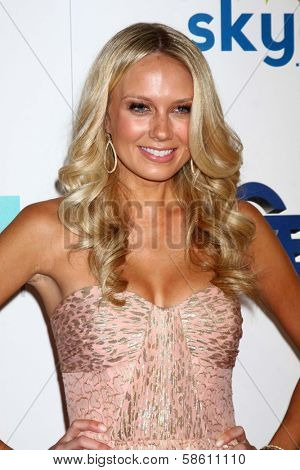 Melissa Ordway at the 4th Annual Thirst Gala, Beverly Hilton Hotel, Beverly Hills, CA 06-25-13