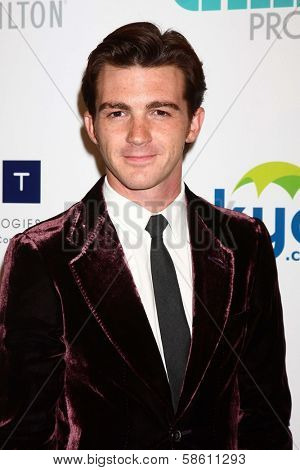 Drake Bell at the 4th Annual Thirst Gala, Beverly Hilton Hotel, Beverly Hills, CA 06-25-13